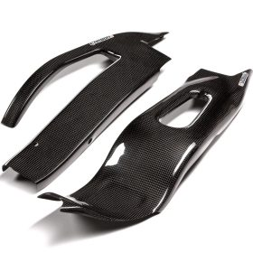 HONDA CBR 1000RR 2004-2007 Carbon Fiber Swingarm Covers 1