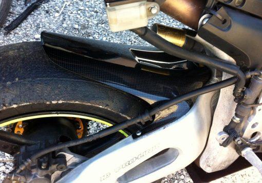 HONDA CBR 1000RR 2004-2007 Carbon Fiber Rear Fender 8