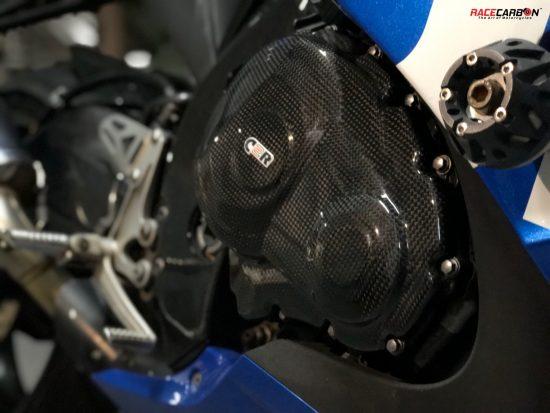 SUZUKI GSXR 1000 2009-2016 Carbon Fiber Clutch Cover