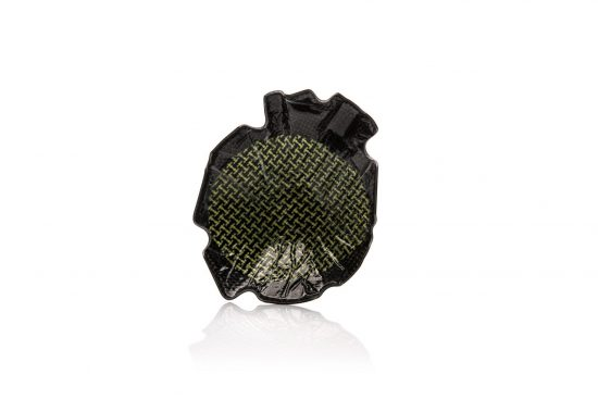 SUZUKI GSX-R 1000 2009-2015 Carbon Fiber Alternator Cover 2