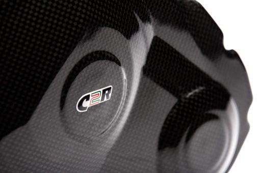 SUZUKI GSX-R 1000 2009-2015 Carbon Fiber Clutch Cover 2