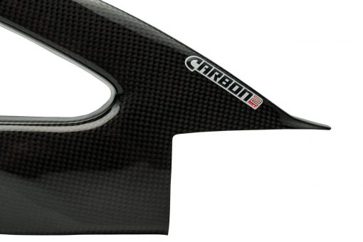 SUZUKI GSX-S 1000 2015-2017 Carbon Fiber Swingarm Covers 7