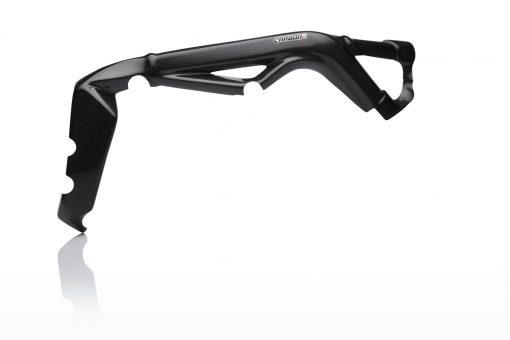 TRIUMPH Street Triple 675 2013-2016 Carbon Fiber Frame Covers 3