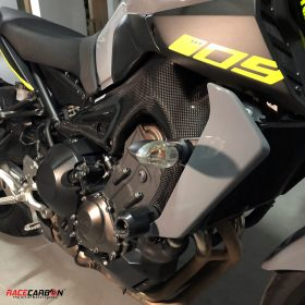 YAMAHA MT-09 Carbon Fiber Frame Covers