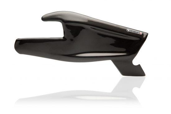 KTM RC8 2008-2016 Carbon Fiber Swingarm Covers 2