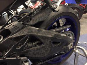 Yamaha YZF-R1 2015-2016 Carbon by Carbon2race 9