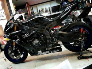 Yamaha YZF-R1 2015-2016 Carbon by Carbon2race 34