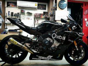 Yamaha YZF-R1 2015-2016 Carbon by Carbon2race 37