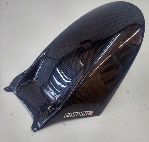 APRILIA RSV 1000R Mille 2004-2010 Carbon Fiber Rear Hugger 3