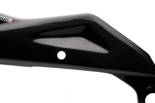 APRILIA RSV Mille 1000 2004-2010 Carbon Fiber Frame Covers 5