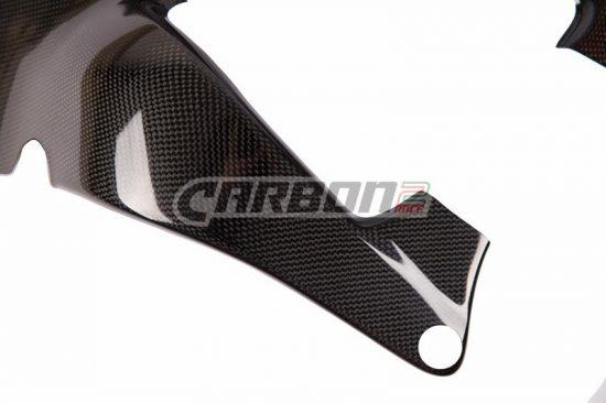 HONDA CBR 1000RR 2004-2007 Carbon Fiber Frame Covers 4
