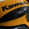 KAWASAKI ZX-10R 2004-2007 Carbon Fiber Tank Sliders 1