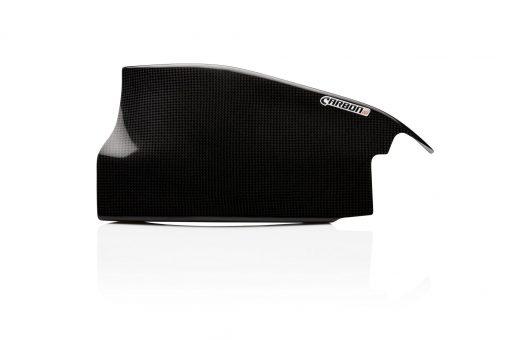 HONDA CBR 600RR 2003-2004 Carbon Fiber Swingarm Covers 2