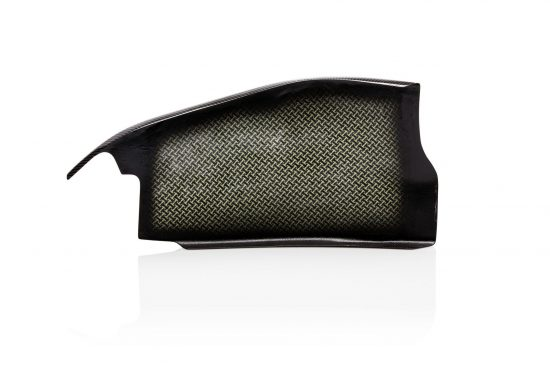 HONDA CBR 600RR 2003-2004 Carbon Fiber Swingarm Covers 5