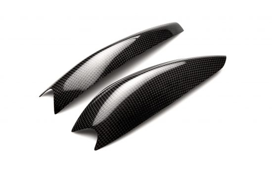 SUZUKI GSX-S 1000 2015-2017 Carbon Fiber Tank Sliders 1