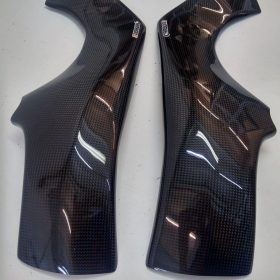 YAMAHA FZ8 2010-2015 Carbon Fiber Frame Covers 2