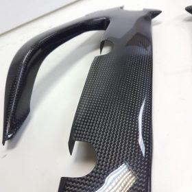 SUZUKI GSX-R 1000 2017-2018 Carbon Fiber Swingarm Covers 4