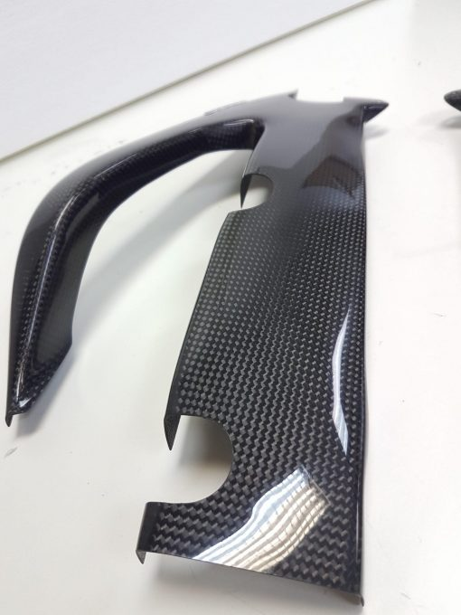 SUZUKI GSX-R 1000 2017-2018 Carbon Fiber Swingarm Covers 4
