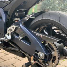 SUZUKI GSXR 600/750 2006-2010 Carbon Chain Cover