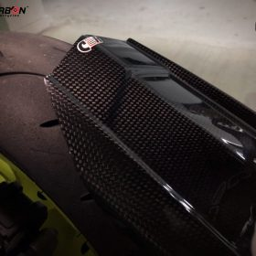 YAMAHA MT09 FZ09 Carbon Rear Hugger