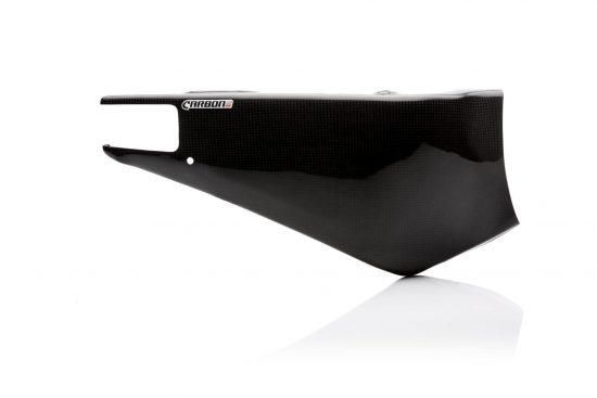 YAMAHA YZF-R1 2009-2014 Carbon Fiber Swingarm Cover FULL 3