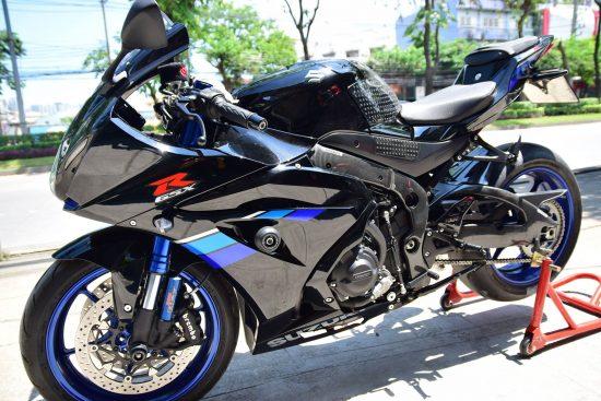 SUZUKI GSX-R 1000 2017-2019 Carbon Frame Covers