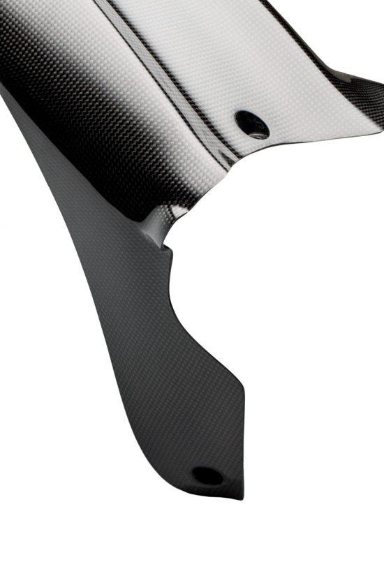 DUCATI Diavel 2011-2018 Carbon Fiber Rear Hugger 4