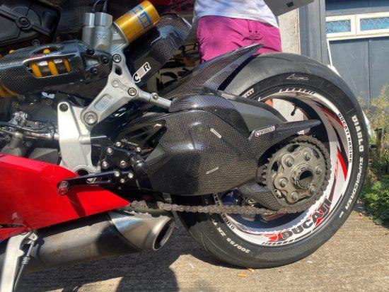 Ducati Panigale 1199 Carbon