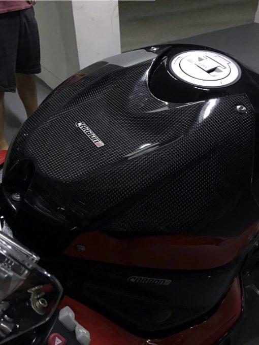 BMW S 1000RR Carbon Fiber Airbox Cover