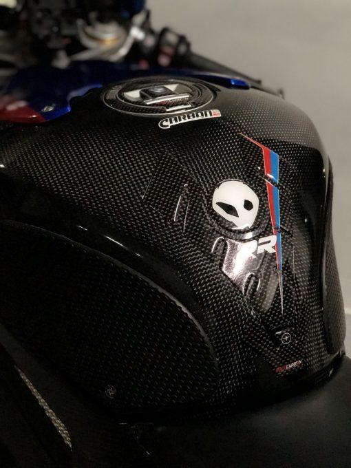 BMW S 1000RR Carbon Fiber Tank Cover