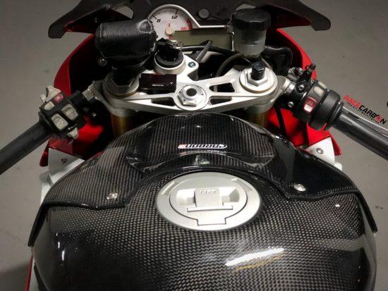 BMW S 1000RR 2015-2018 Carbon Fiber Airbox Cover