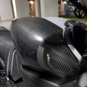 YAMAHA MT-09 Carbon Fiber Tank Sliders