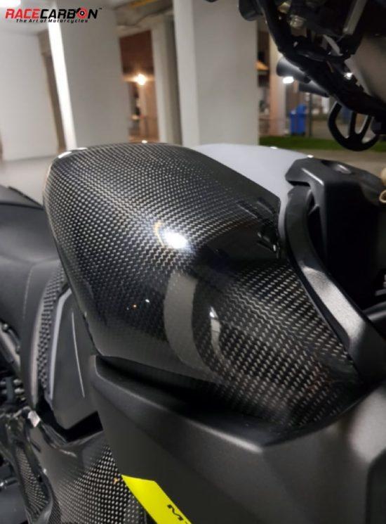 YAMAHA MT-09 Carbon Fiber Tank Sliders