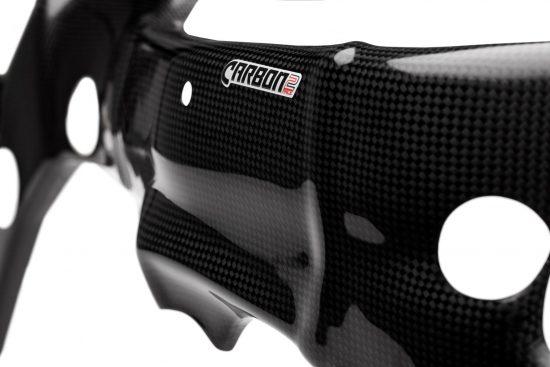 SUZUKI GSX-S 1000 2015-2018 Carbon Fiber Frame Covers 6