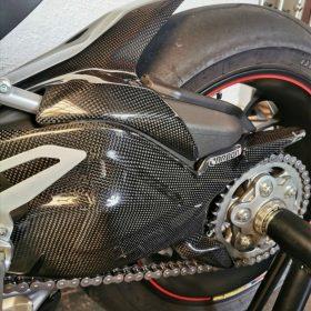 DUCATI 1199-1299 Panigale Carbon Fiber Swingarm Cover