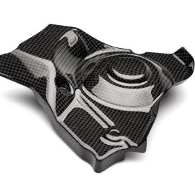 APRILIA RSV4 2009-2018 Carbon Fiber Sprocket Cover 3