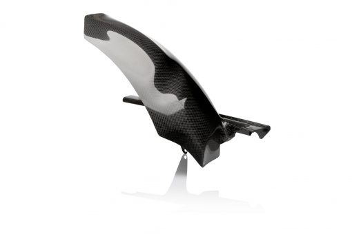 DUCATI 748-916-996-998 Carbon Fiber Rear Hugger 3