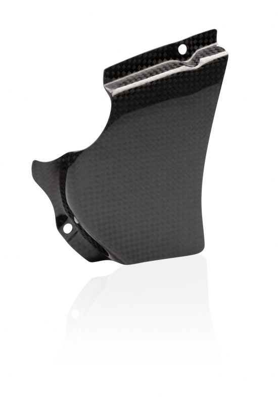 DUCATI 748-916-996-998 Carbon Fiber Sprocket Cover 2