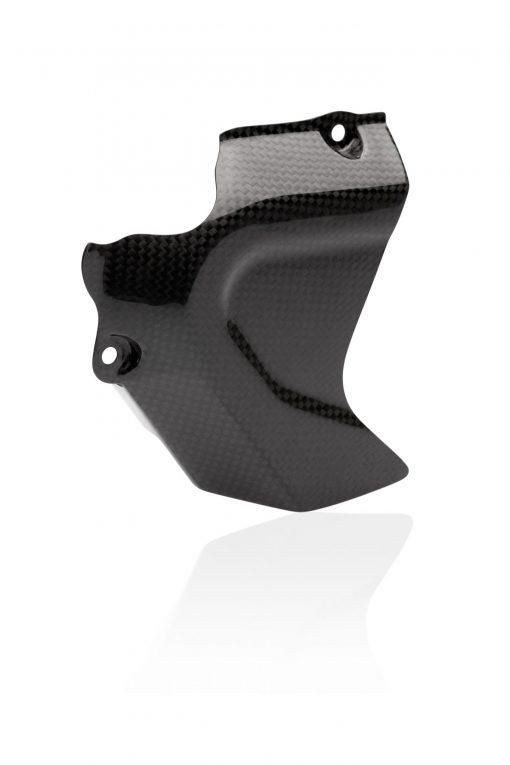 DUCATI 848-1098-1198 Carbon Fiber Sprocket Cover 2
