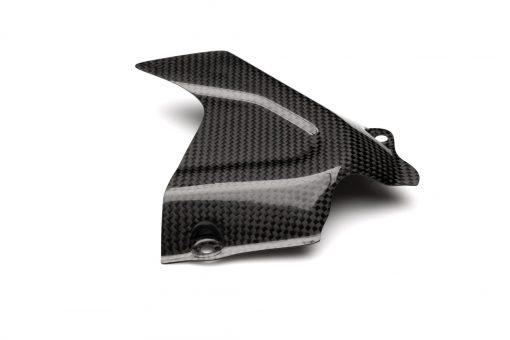 DUCATI 848-1098-1198 Carbon Fiber Sprocket Cover 3