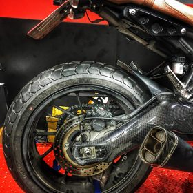 YAMAHA XSR 900 Carbon by Carbon2race
