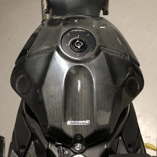 YAMAHA YZF-R1 2015-2019 Carbon Fiber Airbox Cover