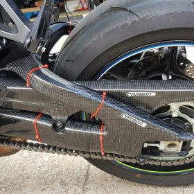 SUZUKI GSXR 1000 2017-2019 Carbon Chain Cover