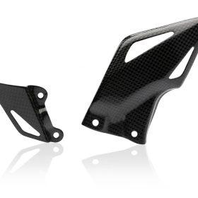HONDA CBR 1000RR 2008-2019 Carbon Heel Plates