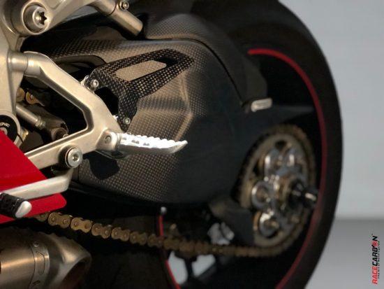 DUCATI 1199/1299 Panigale Carbon Fiber Swingarm Cover