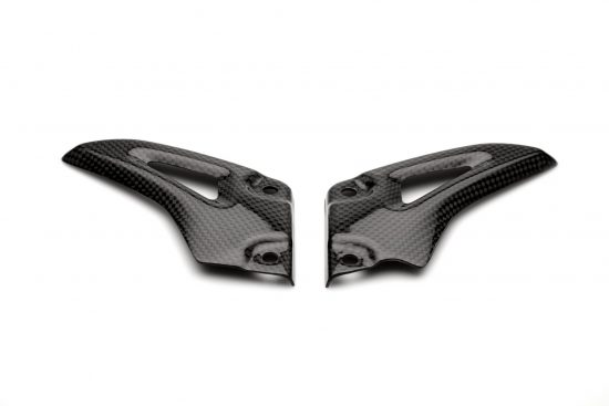 TRIUMPH Speed Triple 2011-2015 Carbon Heel Plates 2