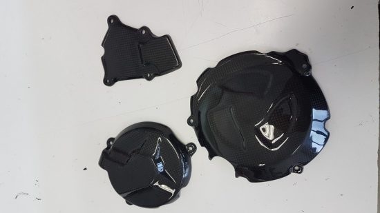 BMW S 1000RR 2009-2018 Carbon Fiber Engine Covers