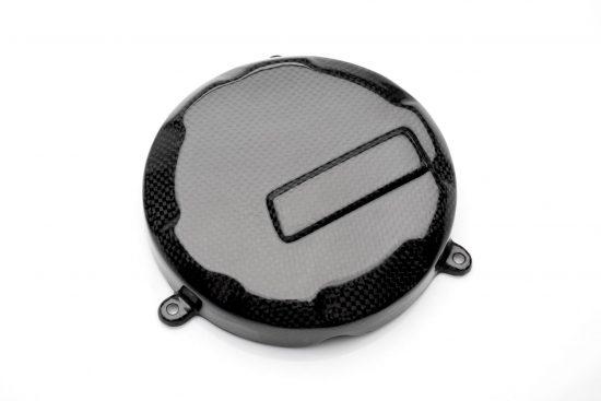 DUCATI Panigale 899-959-1199-1299 Carbon Fiber Clutch Cover 1