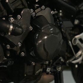 YAMAHA MT09 Carbon Fiber Engine Covers