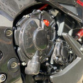 YAMAHA MT10 FZ10 Carbon Fiber Clutch Cover